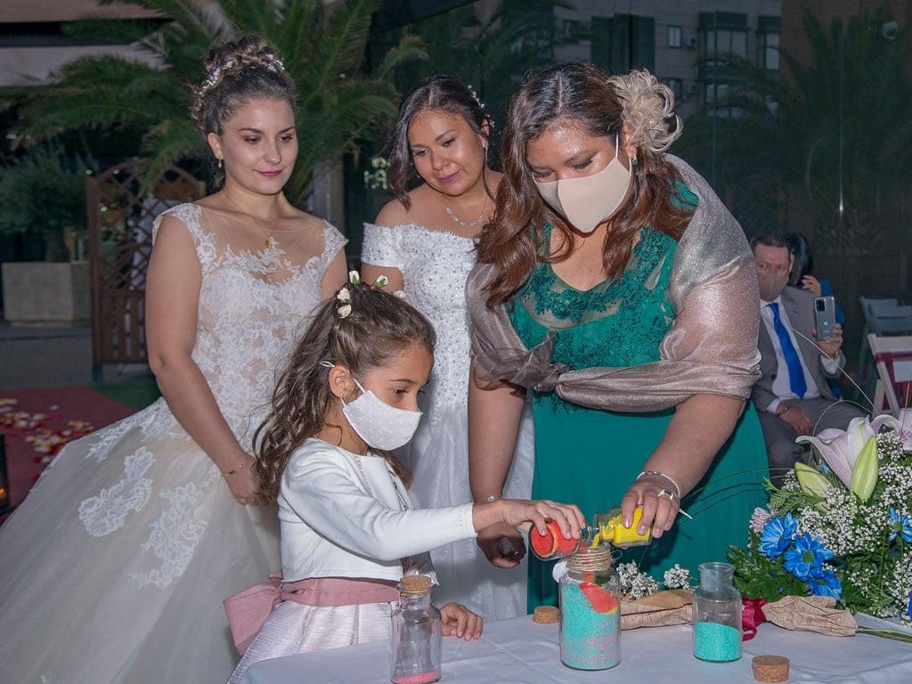 La fotografa de tu boda Ana Porras Fotos y Bodas - Celia y Evelin